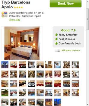 Barcelona screenshot 2