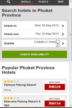Hotels Thailand screenshot 3