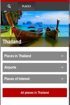 Hotels Thailand screenshot 1