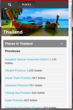 Hotels Thailand screenshot 2