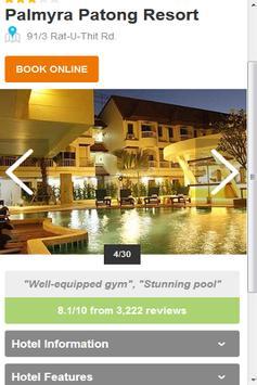 Hotels Thailand screenshot 4