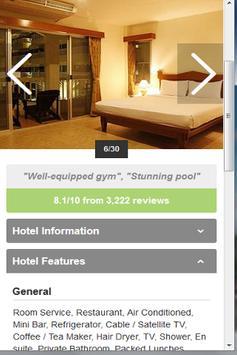 Hotels Thailand screenshot 5
