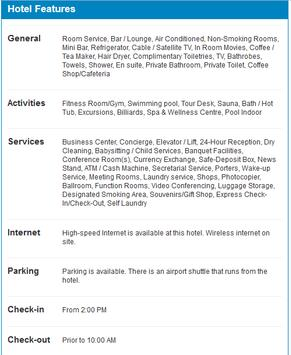 Sydney Hotels screenshot 6