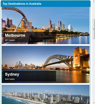 Sydney Hotels screenshot 1