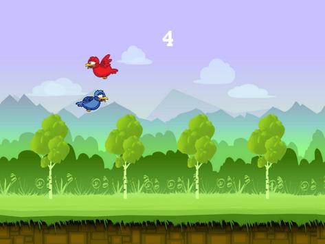Flappy Tappy Wings screenshot 1