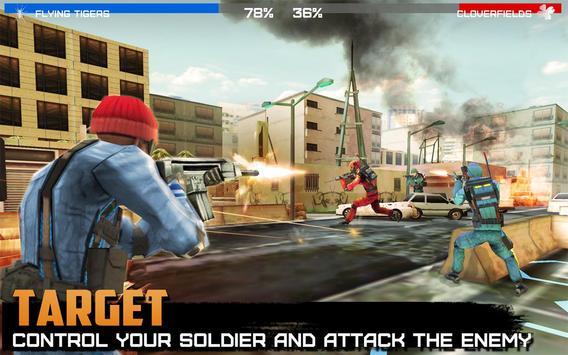 Rivals at War: Firefight स्क्रीनशॉट 10