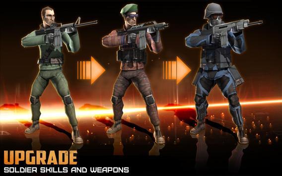 Rivals at War: Firefight स्क्रीनशॉट 7
