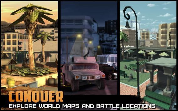 Rivals at War: Firefight स्क्रीनशॉट 8