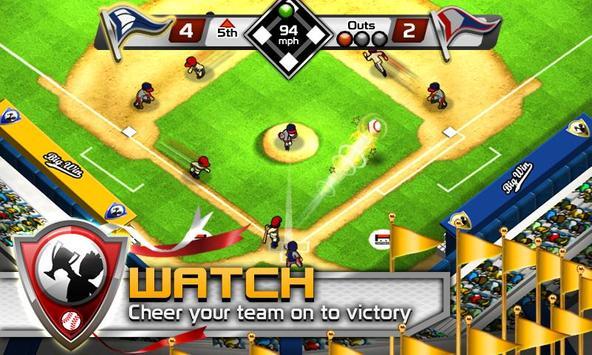 BIG WIN Baseball ảnh chụp màn hình 1