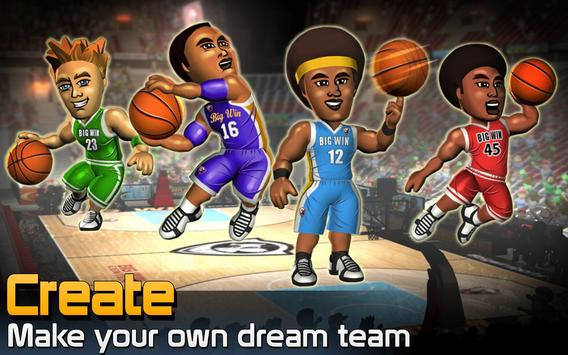BIG WIN Basketball poster