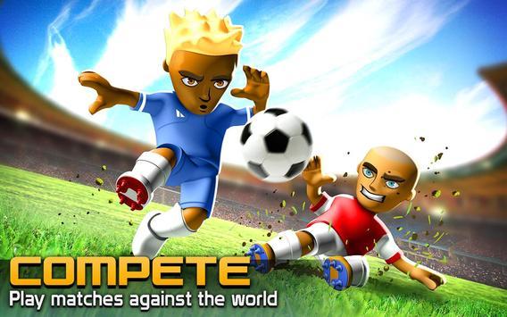BIG WIN Soccer: World Football 18 screenshot 5