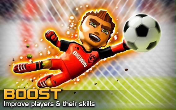 BIG WIN Soccer: World Football 18 screenshot 4