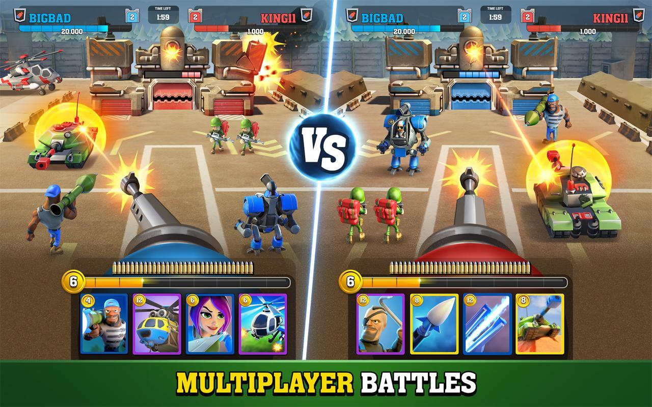 Mighty Battles for Android - APK Download