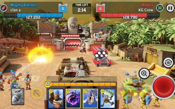 Mighty Battles Cartaz