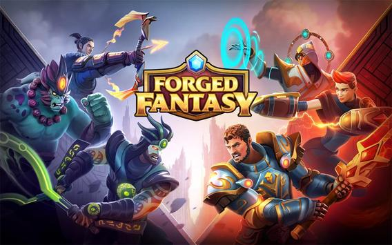 Forged Fantasy скриншот 12