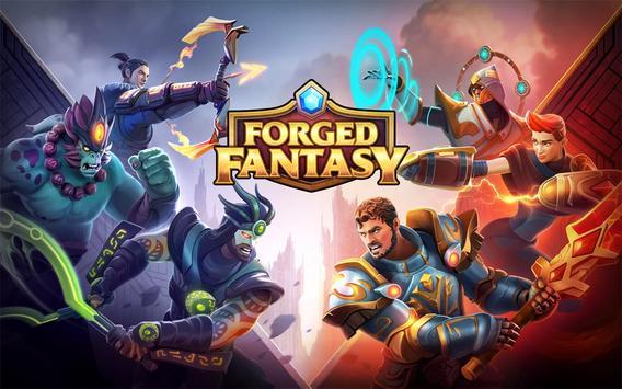 Forged Fantasy screenshot 12