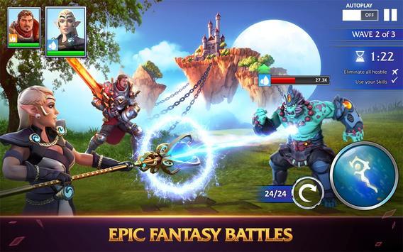 Forged Fantasy screenshot 2