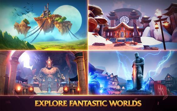 Forged Fantasy screenshot 3