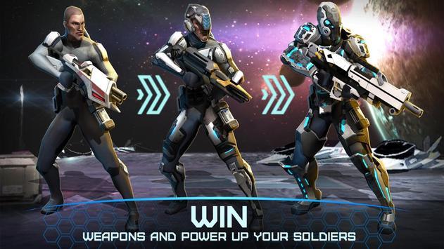 Rivals at War: 2084 تصوير الشاشة 3