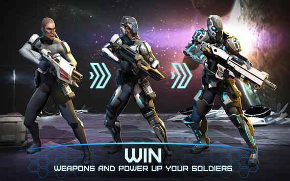 Rivals at War: 2084 تصوير الشاشة 13