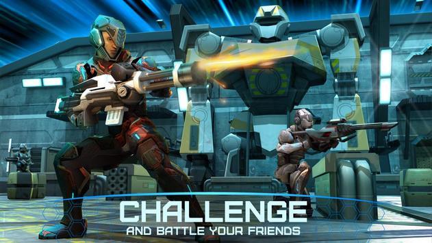 Rivals at War: 2084 تصوير الشاشة 2