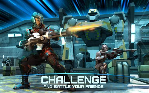 Rivals at War: 2084 تصوير الشاشة 7