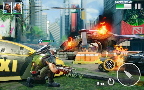 Hero Hunters imagem de tela 1