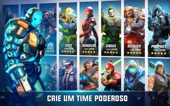 Hero Hunters imagem de tela 6