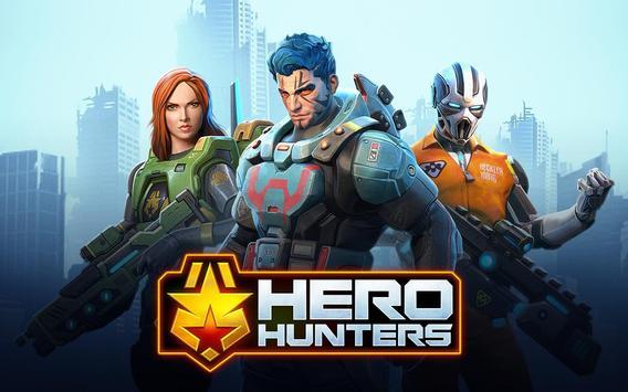 Hero Hunters स्क्रीनशॉट 10