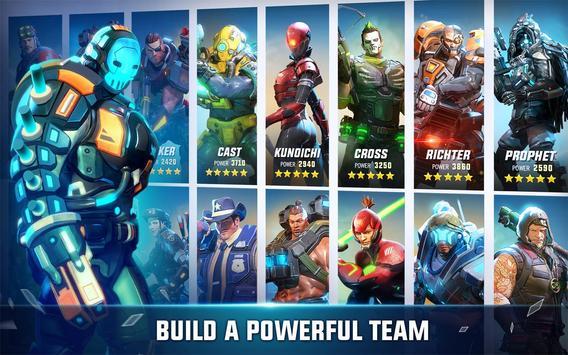 Hero Hunters स्क्रीनशॉट 6