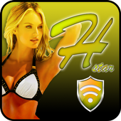 Hot Star Vpn - Free Unlimited Proxy Vpn icon