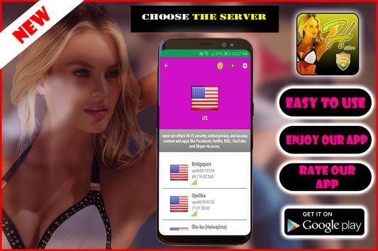 Hot Star Vpn - Free Unlimited Proxy Vpn screenshot 6
