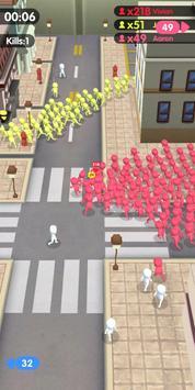 Stickman.io City Mayhem screenshot 1
