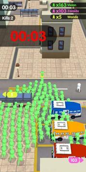 Stickman.io City Mayhem screenshot 2