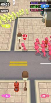 Stickman.io City Mayhem screenshot 3