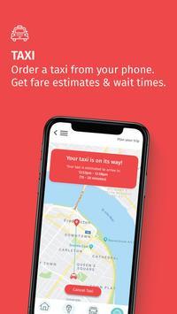 HotSpot Parking Transit Taxis screenshot 3