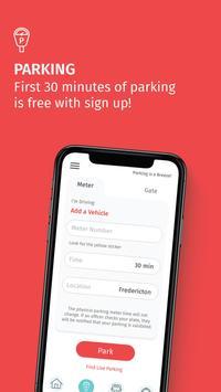 HotSpot Parking Transit Taxis screenshot 1