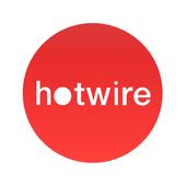 Hotwire: Last Minute Hotel & Car Zeichen