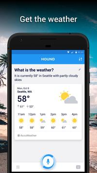 HOUND Voice Search & Personal Assistant screenshot 2