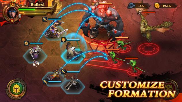 Age of warriors: dragon and magic screenshot 13
