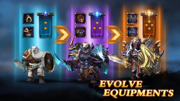 Age of warriors: dragon and magic screenshot 2