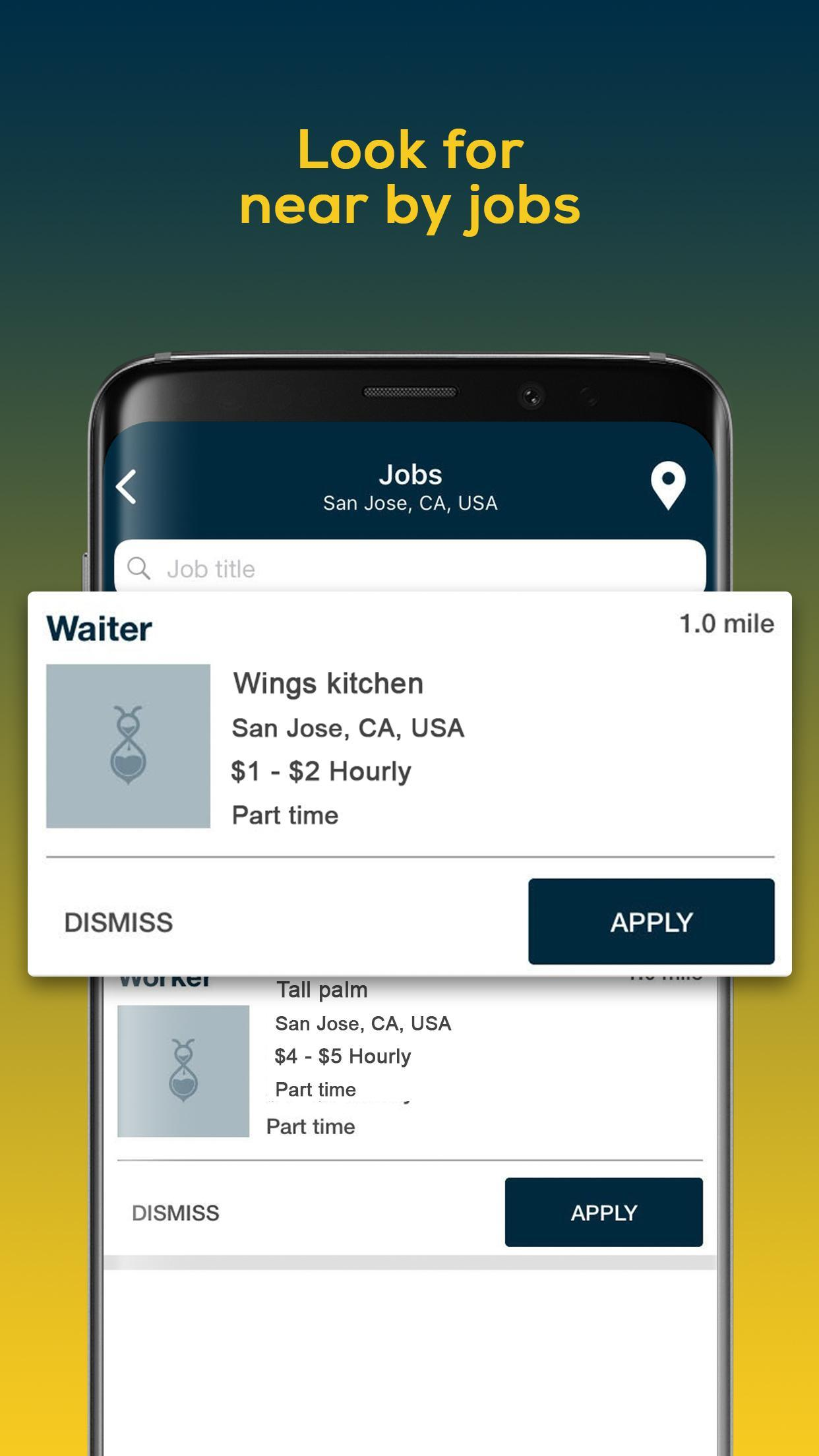 HourlyBee Workers - Last min, Part time, Full time for