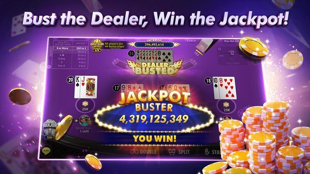 Blackjack 21: House of Blackjack 海報