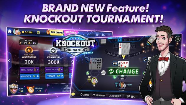 Blackjack 21: House of Blackjack 截圖 6