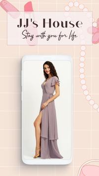 JJsHouse - Wedding Dresses & Bridesmaid Dresses Cartaz
