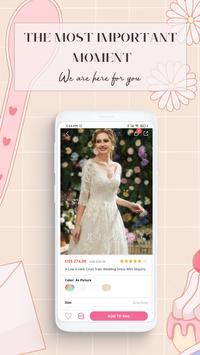 JJsHouse - Wedding Dresses & Bridesmaid Dresses imagem de tela 4