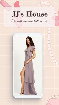 JJsHouse - Robes de mariée Robes Robes de bal Affiche