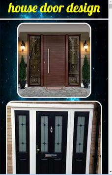 House Door Design poster