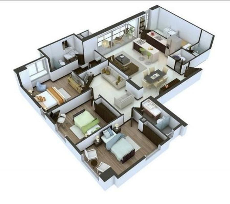 3d House Design For Android