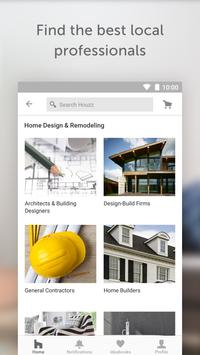 Houzz screenshot 2